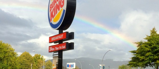 "Burger King = Free ""Blazing Fast"" Internet"