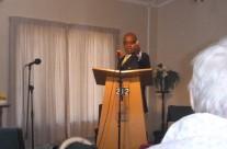 Pastor Ruff preaching 2