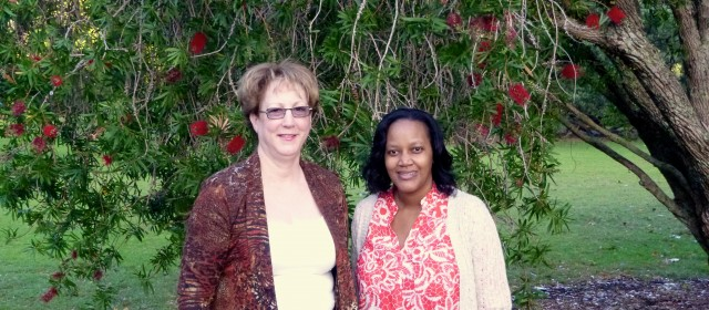 Fearless Leaders: Carol and Davenia